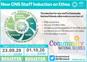 New CNS Staff Induction @ Online