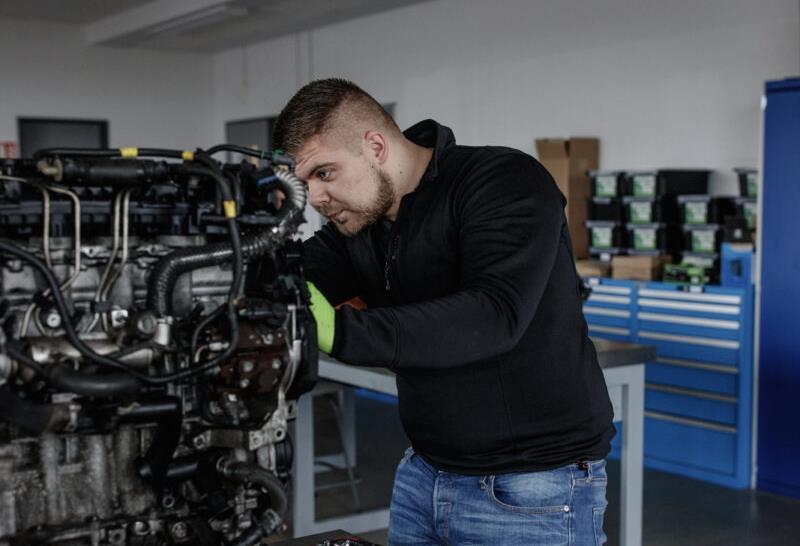 Apprentice checking engine
