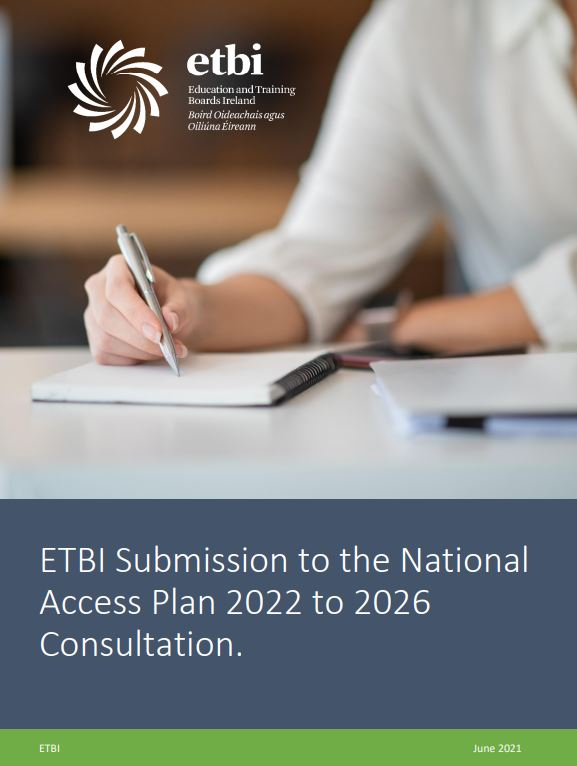 National Access Plan submission document