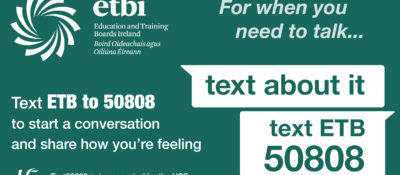 ETBs are keyword partners with Text 50808