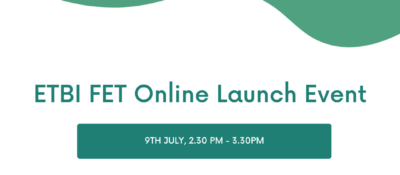 FET Online Launch Event Speakers