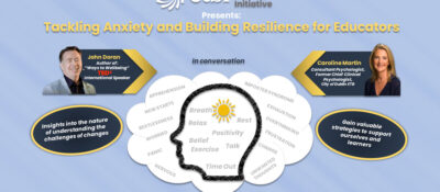 Tackling Anxiety and Building Resilience for Educators